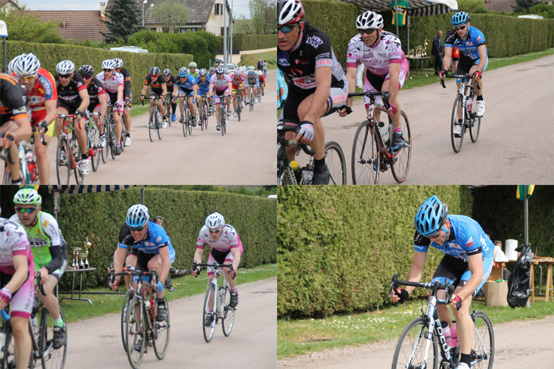 Coureur - VCRE course chatillon